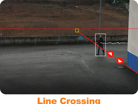Line Crossing