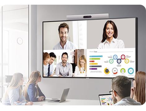 ساینیج های UHD از LG مناسب ترین گزینه برای بهینه سازی ملاقات ها و جلسات